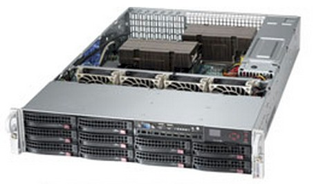 The latest Hyper-Speed system from Supermicro