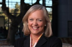 HPE's Meg Whitman