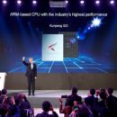Call to ARM: Huawei Claims Highest Performance ARM-based CPU